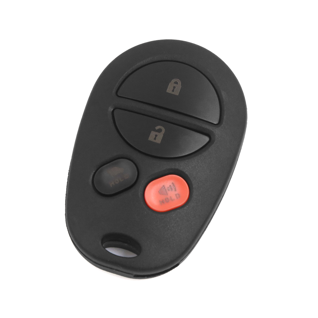 New Replacement 4 BTN Keyless Entry Remote Key Clicker Transmitter for GQ43VT20T