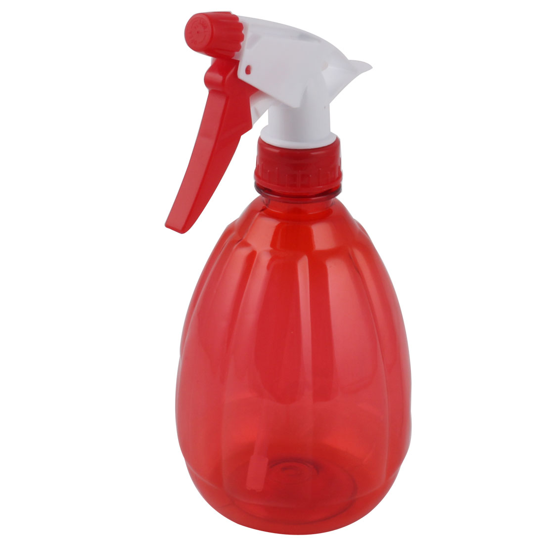 Outdoor Garden Plastic Hairdressing Potted Plant Spray Nozzle Bottle Atomizer Red