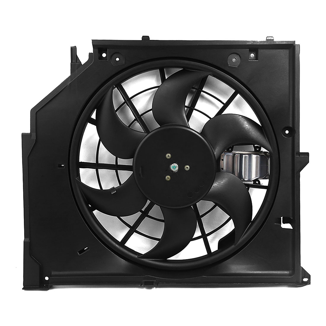 Radiator/Condenser Cooling Fan Motor Assembly for 99-05 BMW 3 Series E46 Puller