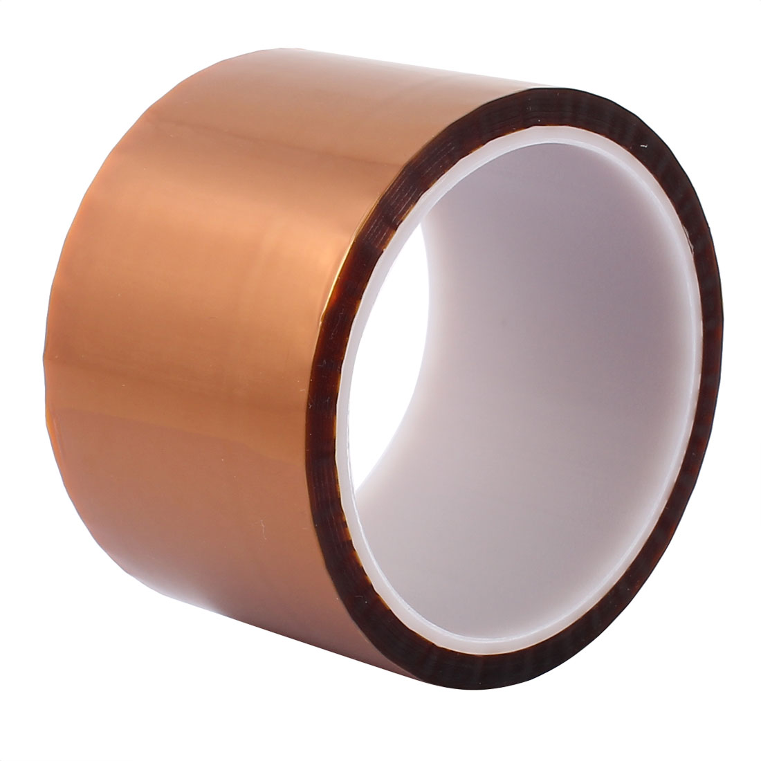 60mm Width 33M Length High Temperature Heat Resistant Polyimide Tape