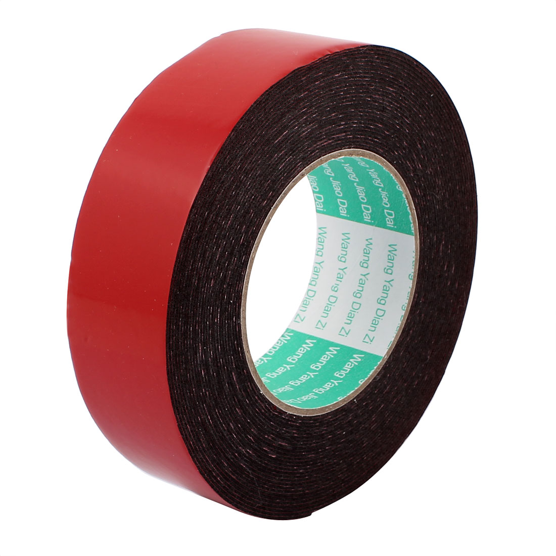 40mm x 1mm Double Sided Self Adhesive Shockproof Sponge Foam Tape 10M Length