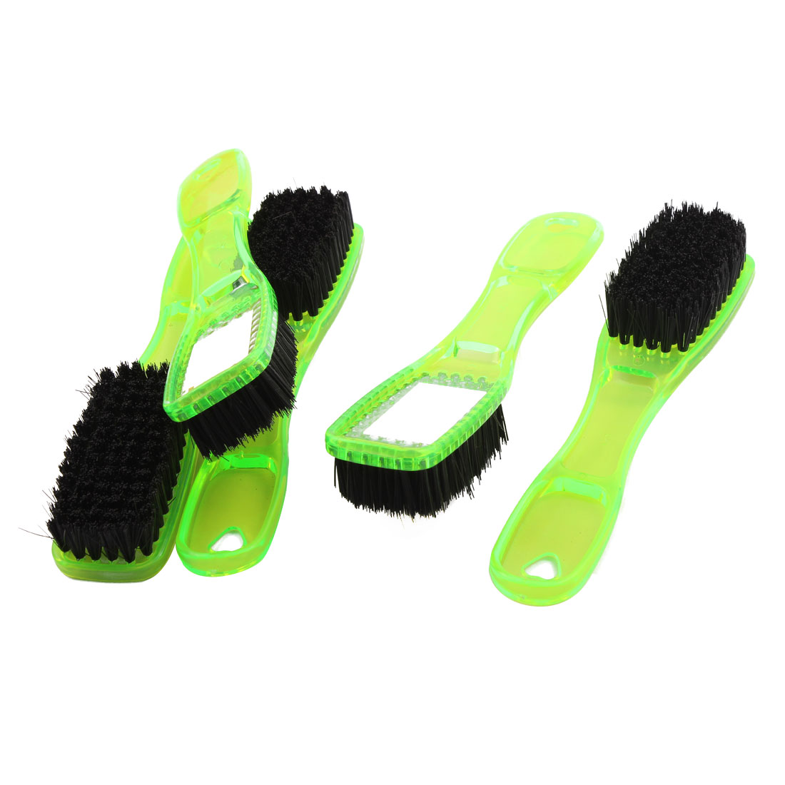 Household Bathroom Clothes Shoes Floor Scrub Washing Cleaning Brush 5 Pcs