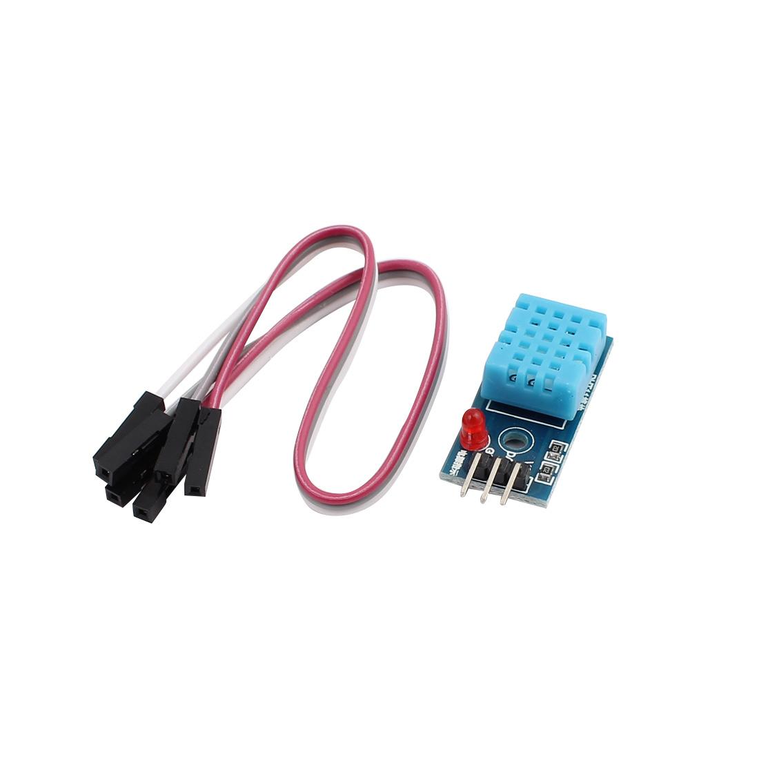 DHT11 PCB Board Universal Temperature Humidity Sensor Module