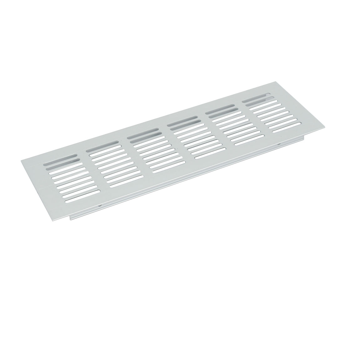 Aluminum Alloy Air Vent Louvered Grill Cover Ventilation Grille 250mmx80mm