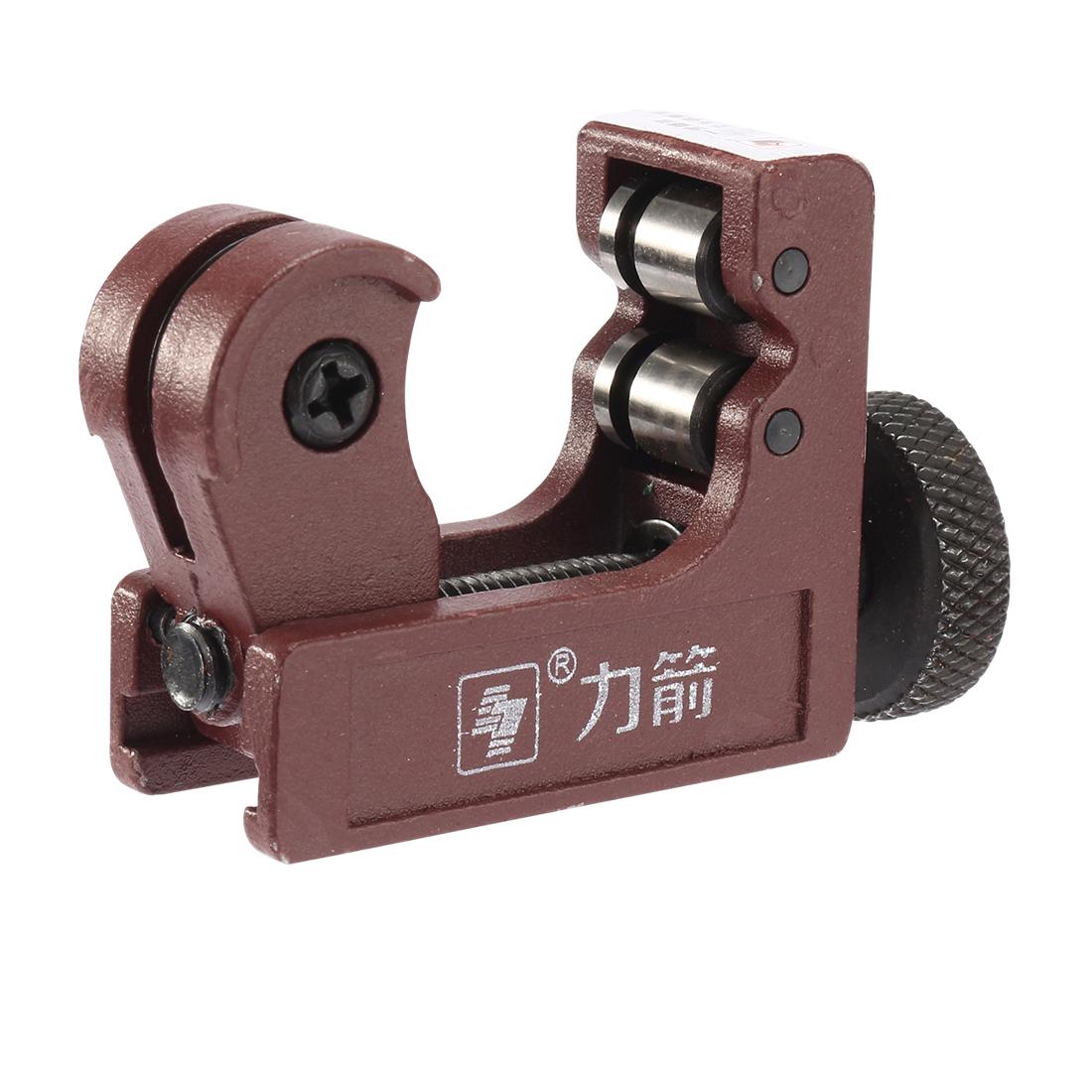 """1/8"""" - 7/8"""" OD Mini Tube Cutter Copper Aluminum Pipe Cutting"""