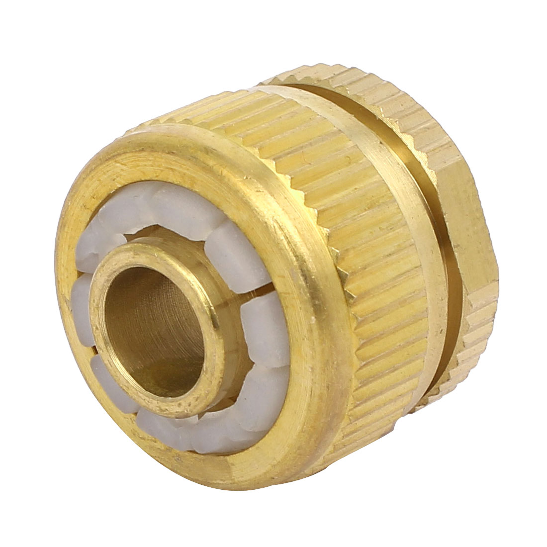1/2 BSP Male Threaded Brass Faucet Tap Adapter Hose Quick Connector