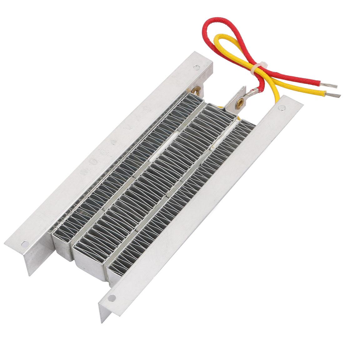 24V 400W Electric Ceramic Thermostatic PTC Heating Element Heater