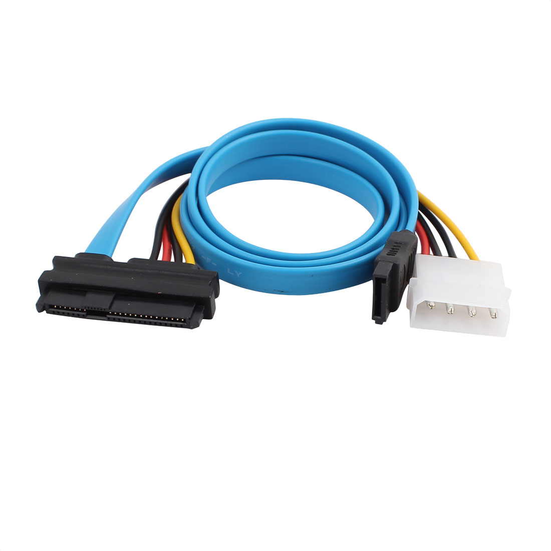 SAS Serial Attached SCSI SFF-8482 to 29-SATA Cable Adapter