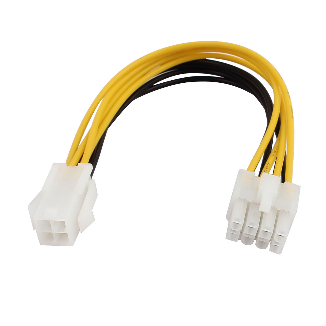 CPU Power Extension Cable 4-Pin to 8-Pin ATX Motherboard