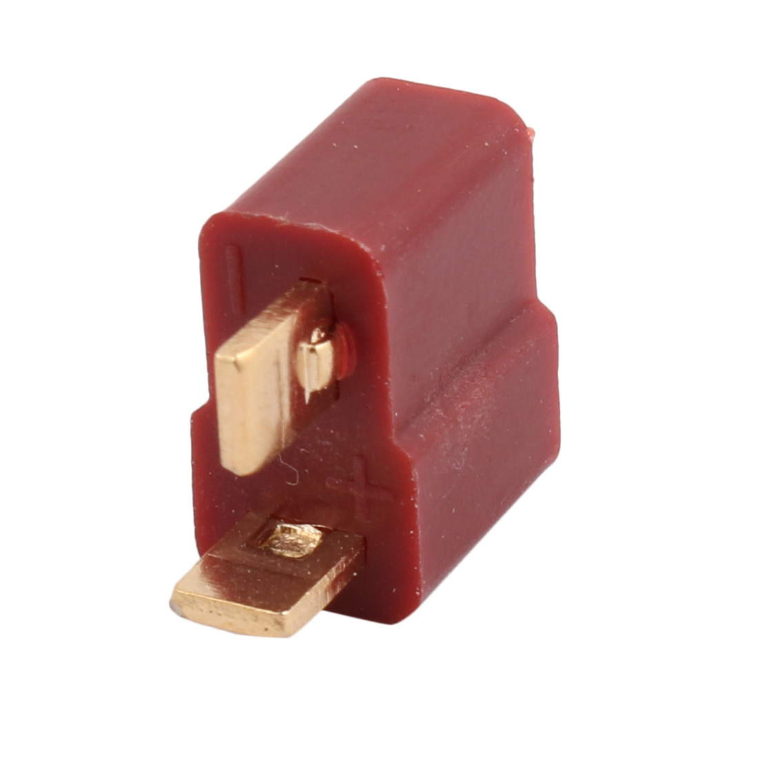Red Anti-skid Female T Type Connector for RC Vehicle Lipo Battery
