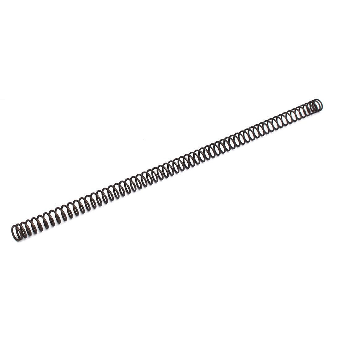 1.4mmx12mmx305mm Manganese Steel Compression Spring Black