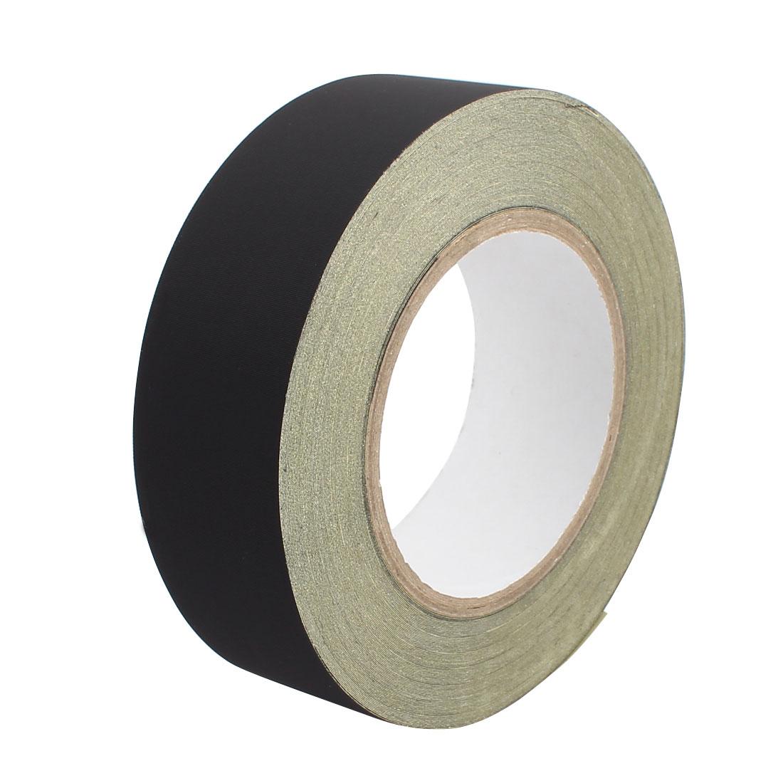 40mm Width Black Insulating Acetate Cloth Adhesive Tape For Laptop Transformer Coils Repair