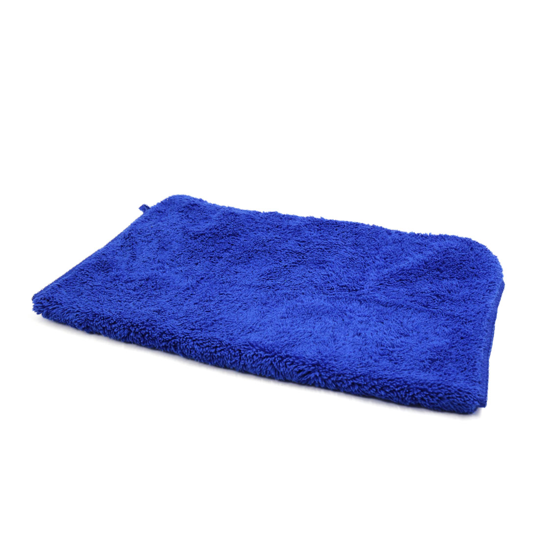 Blue Multi-purpose Car Vehicle Body Cleaning Washing Cloth Towel 40cm x 30cm