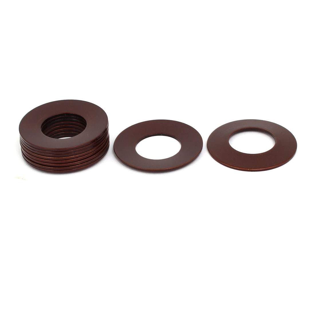 40mm Outer Dia 20.4mm Inner Dia 1.5mm Thickness Belleville Spring Washer 10pcs