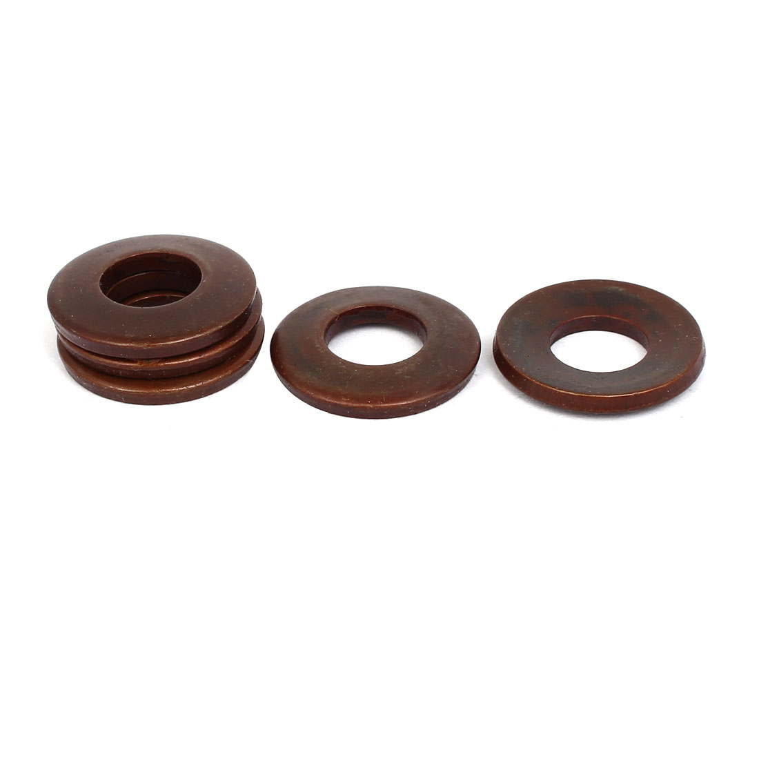23mm Outer Dia 10.5mm Inner Dia 2.5mm Thickness Belleville Spring Washer 5pcs