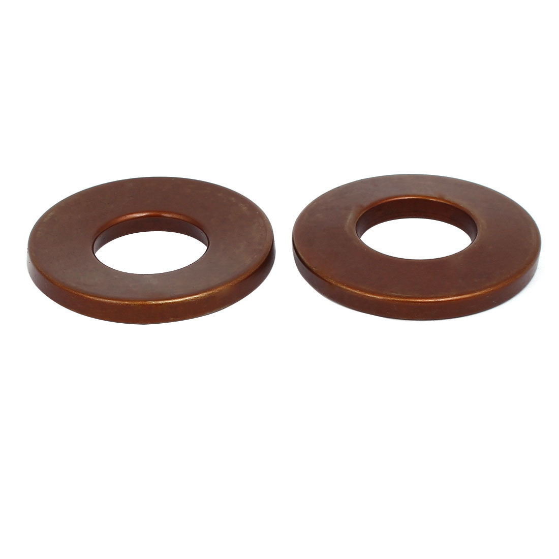 56mm Outer Dia 25mm Inner Dia 6mm Thickness Metric Belleville Spring Washer 2pcs