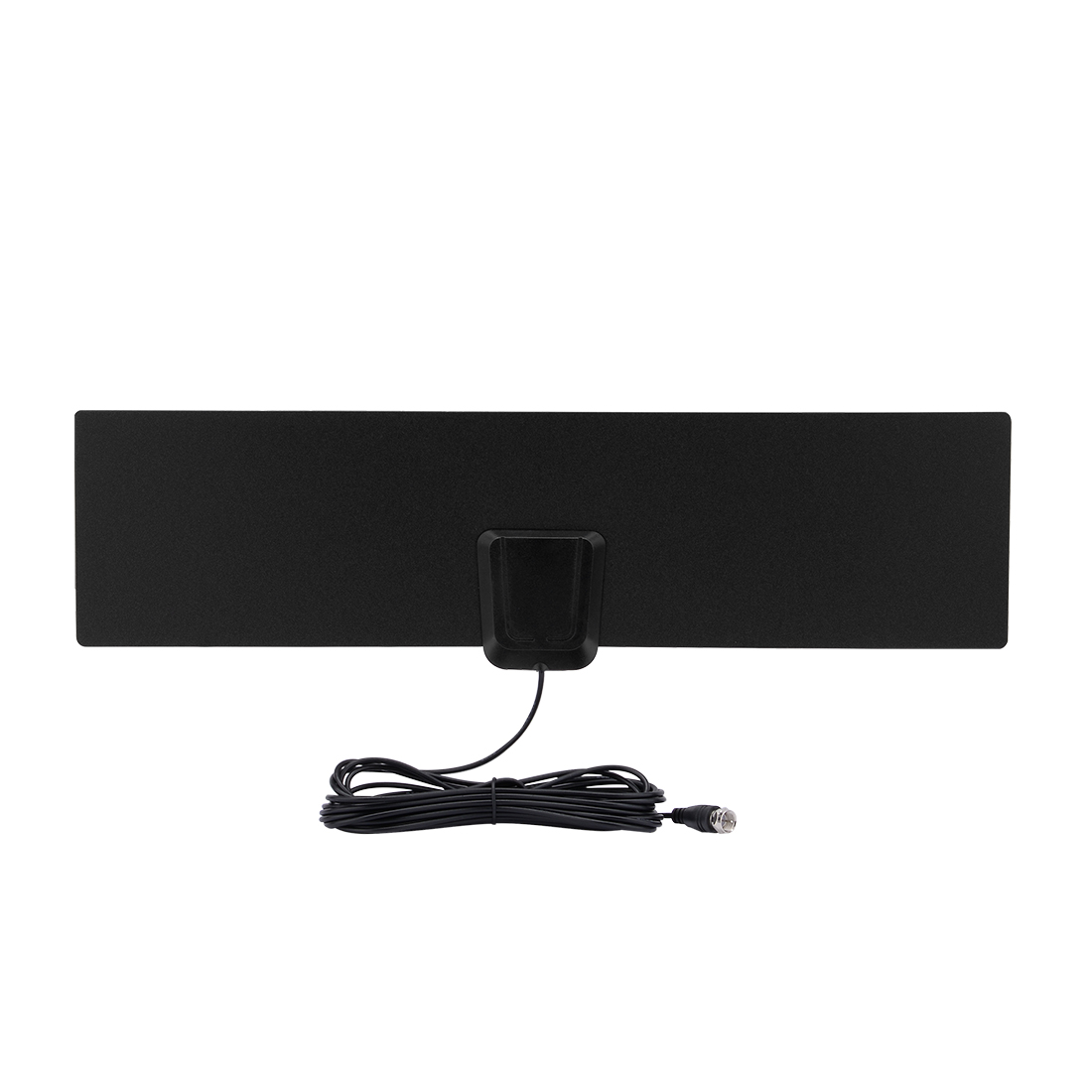 Amplified HDTV Antenna Light Indoor Digital TV Antenna 50 Mile Range with Power Supply Amplifier for HDTV