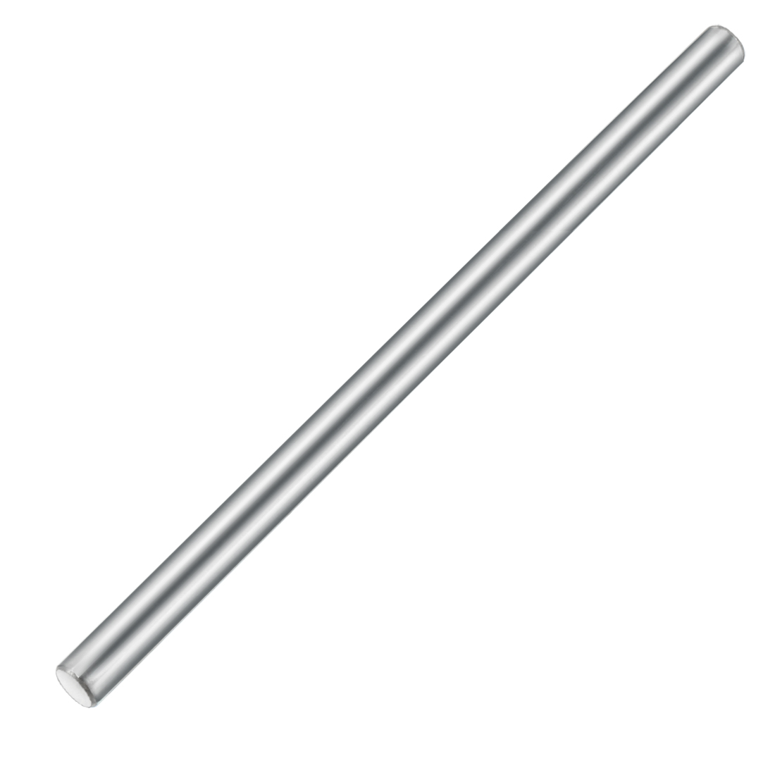3mm Dia 70mm Length Stainless Steel Solid Round Shaft Rod for RC Model Toy