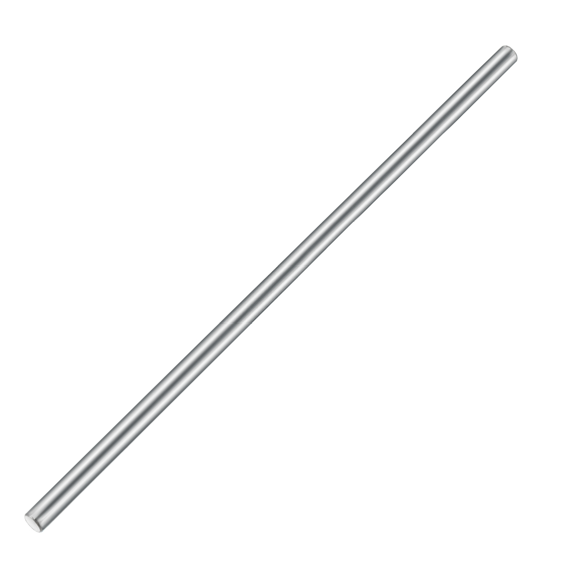 3mm Dia 170mm Length Stainless Steel Solid Round Shaft Rod for RC Model Toy