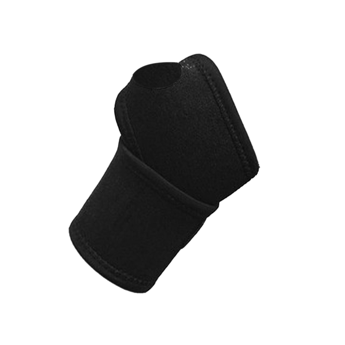 Black Elastic Sports Protector Wrist Brace Wrapping Hand Support Wristband