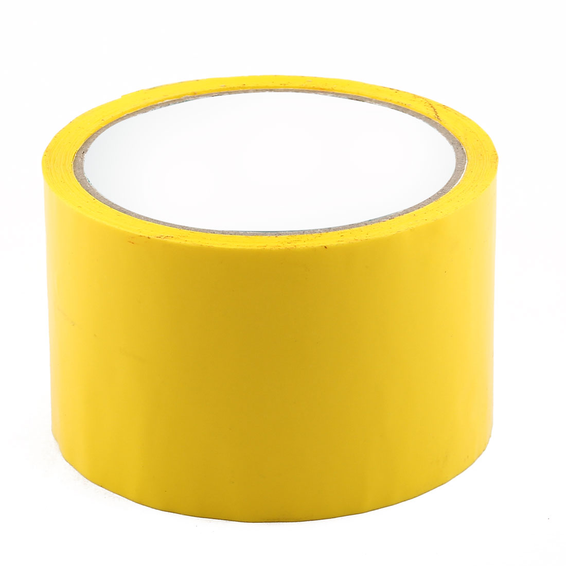 Shipping PVC Box Parcel Sealing Adhesive Tape Yellow 2.4'' x 32.8 Yards(98.4 Ft)