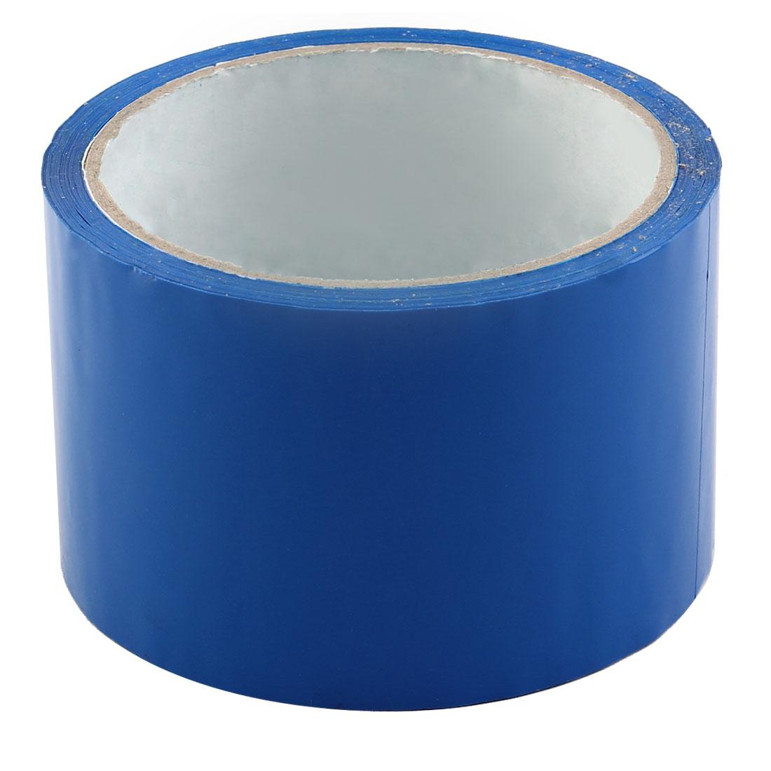 Shipping PVC Box Sealing Adhesive Tape Dark Blue 2.4'' x 32.8 Yards(98.4 Ft)