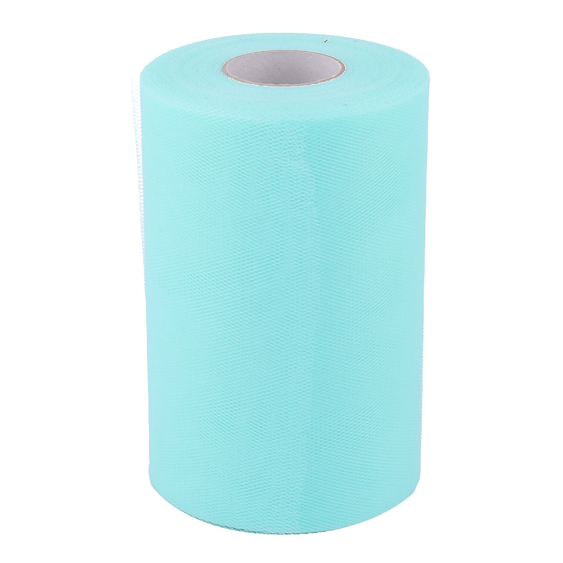 "6"" x 100 YD Tulle Roll Spool Wedding Gift Tutu Fabric Decoration Craft Cyan"