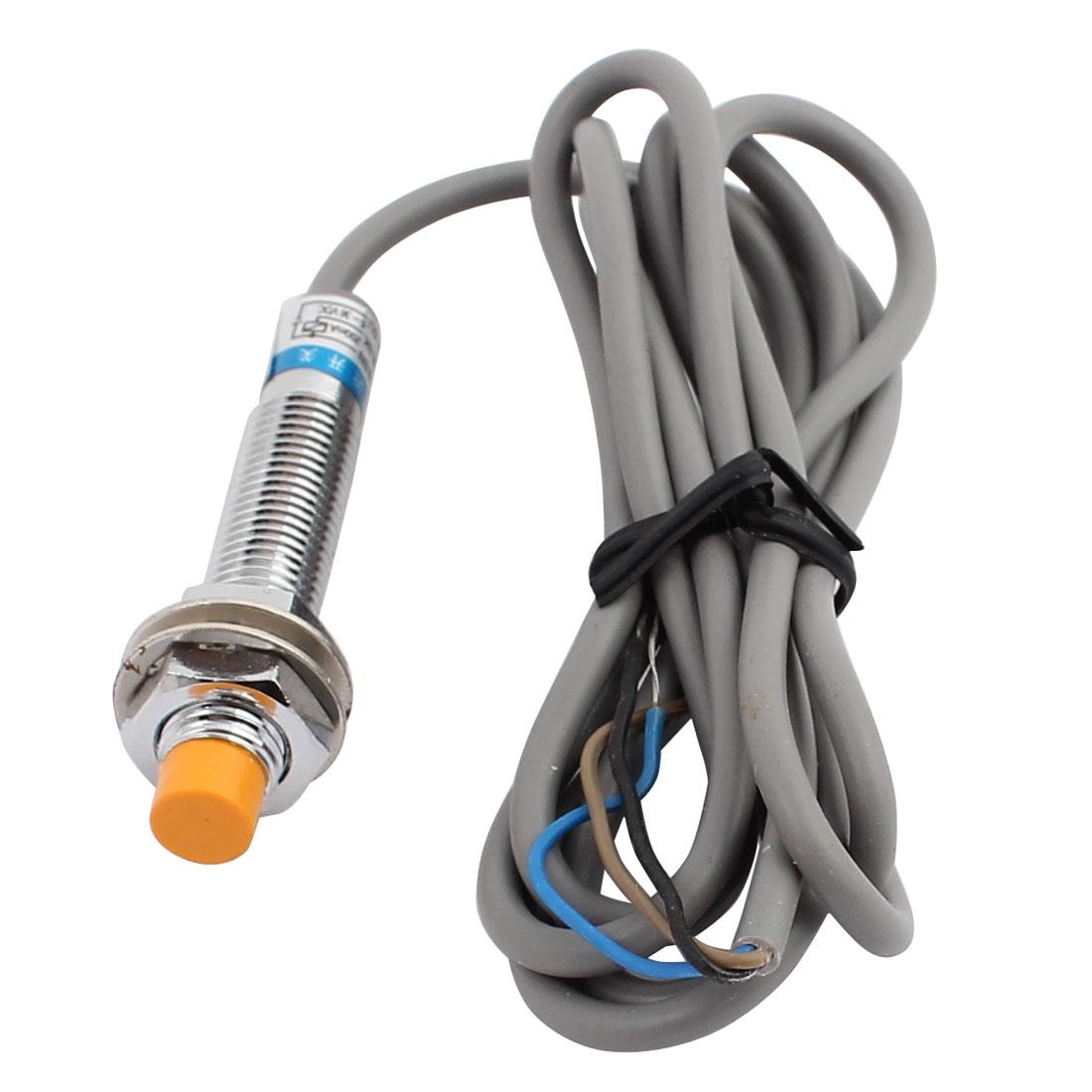 LJ8A3-2-Z/AX DC 6-36V 200mA NPN NC 2mm Inductive Proximity Sensor Switch 3-wire