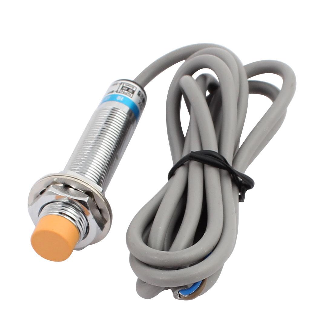 LJ12A3-4-Z/DX DC 6-36V 100mA NPN NC 4mm Inductive Proximity Sensor Switch 2-wire
