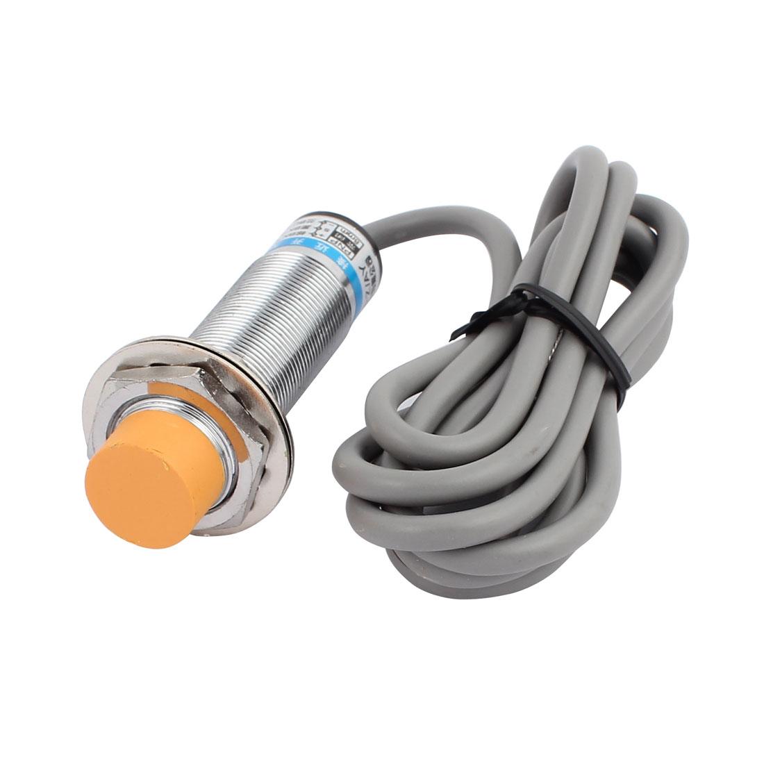 LJ18A3-8-Z/AY DC 6-36V 300mA PNP NC 8mm Inductive Proximity Sensor Switch 3-wire