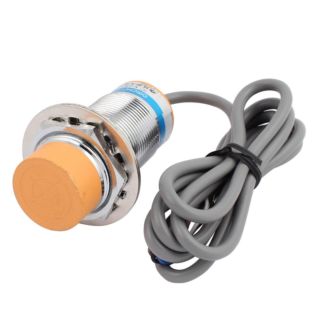 LJ30A3-15-J/EDZ AC 90-250V 400mA NO+NC 15mm Inductive Proximity Sensor Switch 4-wire