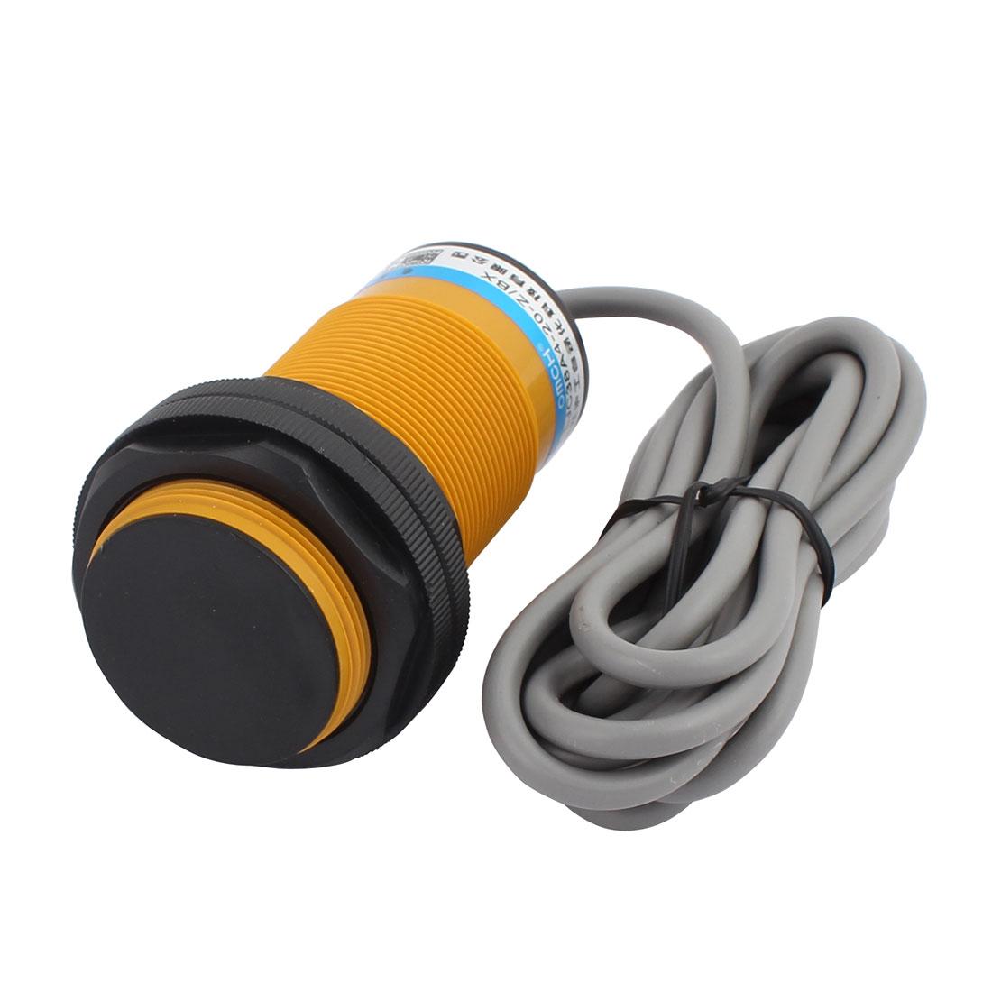 LJC38A4-20-Z/BX DC 6-36V 300mA NPN NO 20mm Inductive Proximity Sensor Switch 3-wire