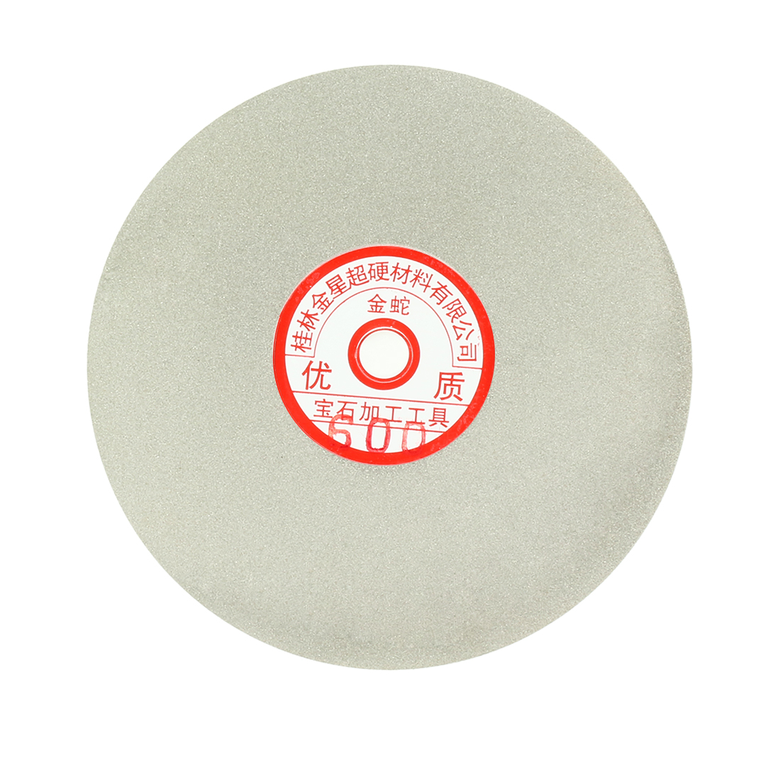 6-inch Grit 600 Diamond Coated Flat Lap Wheel Grinding Sanding Polishing Disc