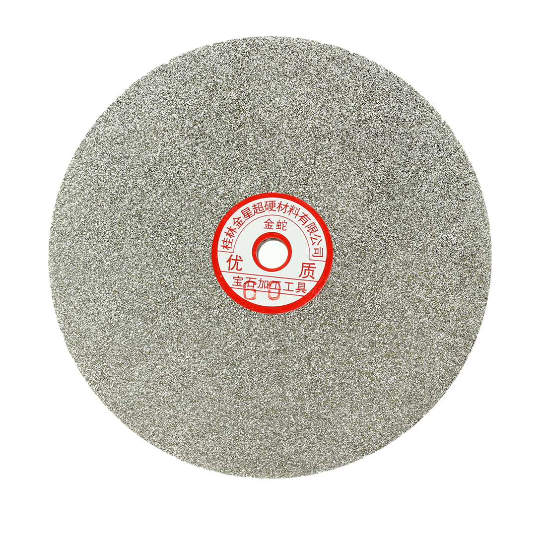 200mm 8-inch Grit 60 Diamond Coated Flat Lap Disk Wheel Grinding Sanding Disc