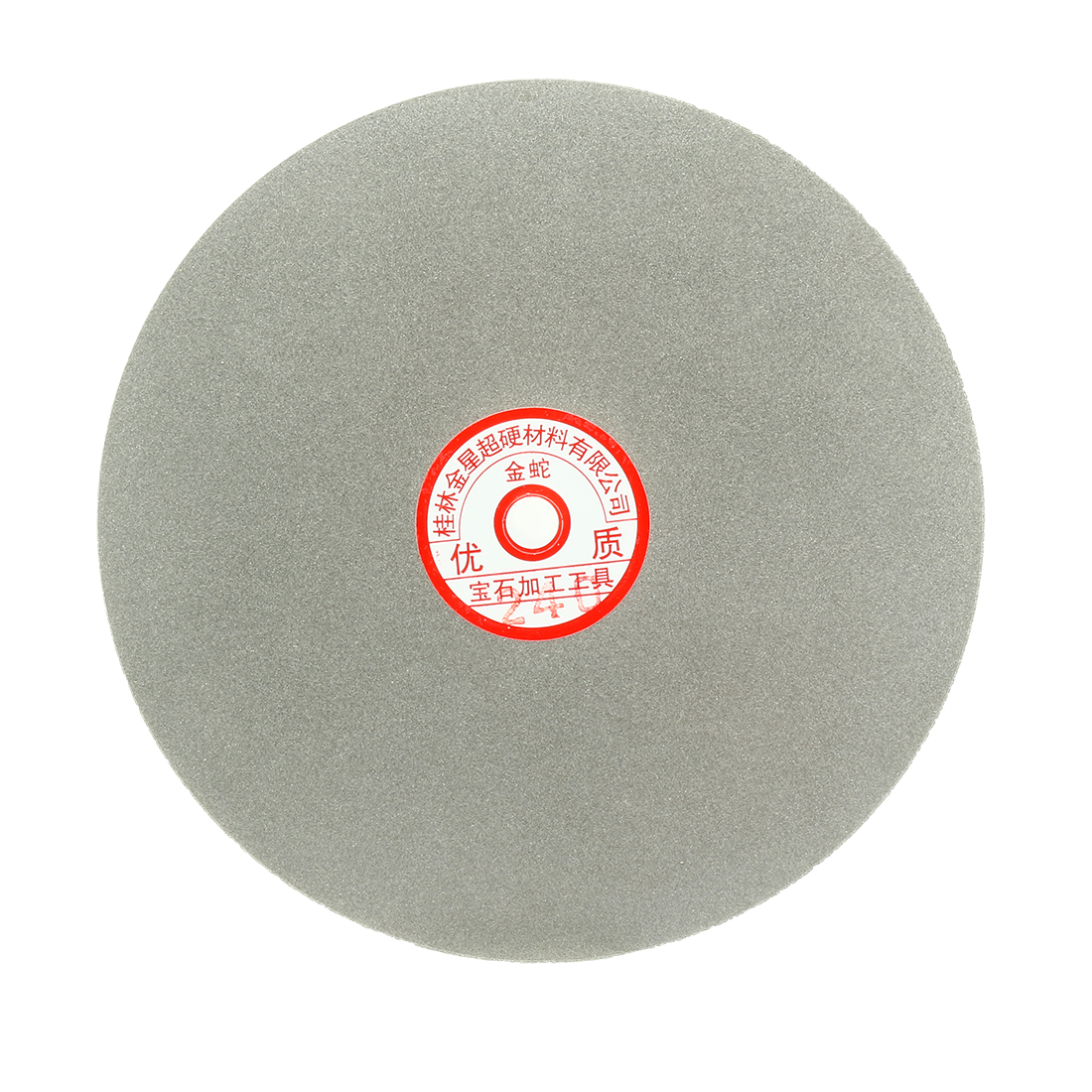 200mm 8-inch Grit 240 Diamond Coated Flat Lap Disk Wheel Grinding Sanding Disc