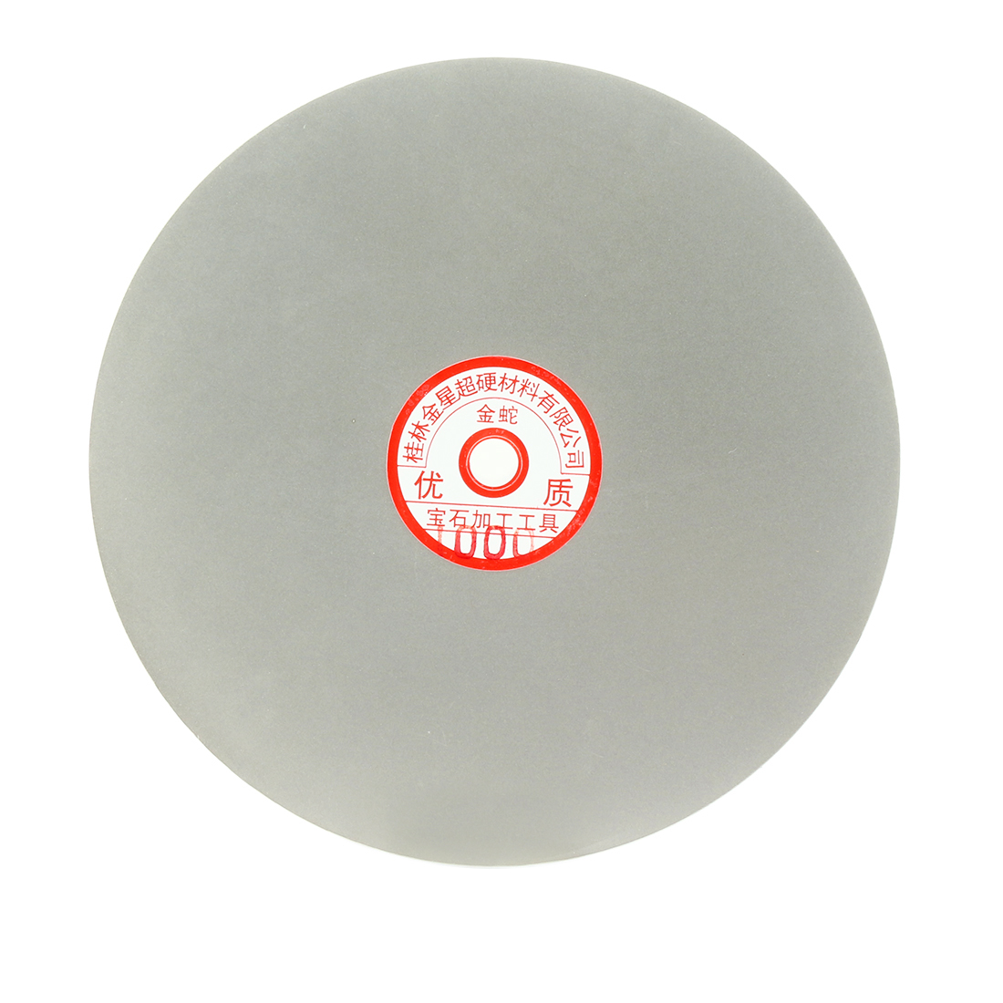 200mm 8-inch Grit 1000 Diamond Coated Flat Lap Disk Wheel Grinding Sanding Disc