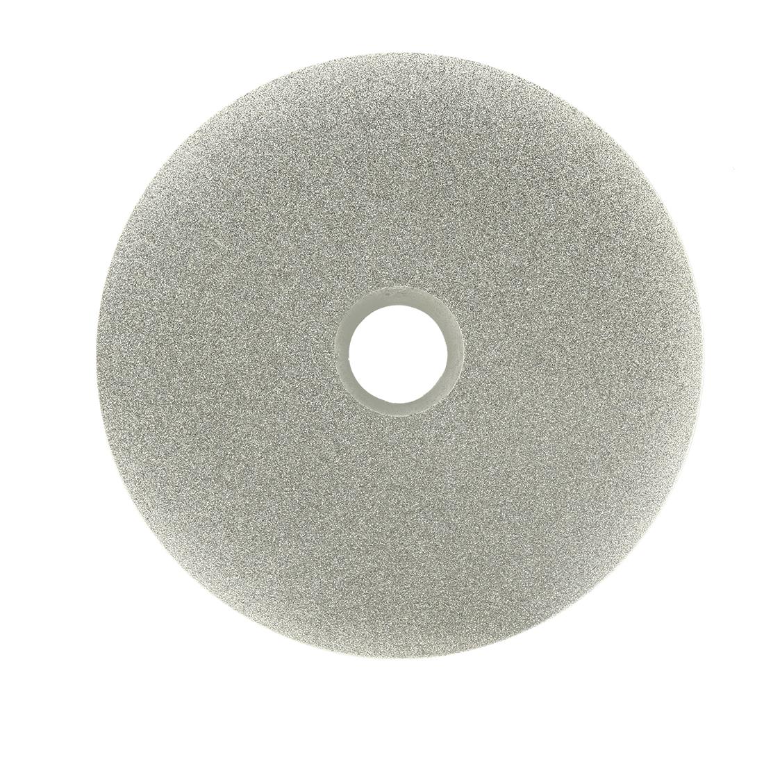 100mm 4-inch Grit 180 Diamond Coated Flat Lap Disk Wheel Grinding Sanding Disc