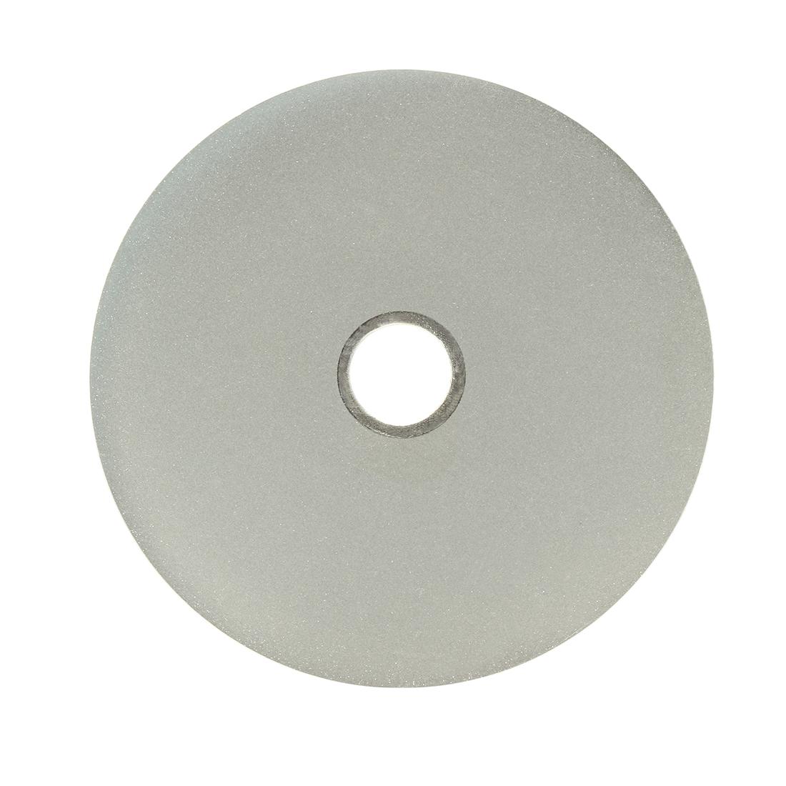 100mm 4-inch Grit 2000 Diamond Coated Flat Lap Disk Wheel Grinding Sanding Disc