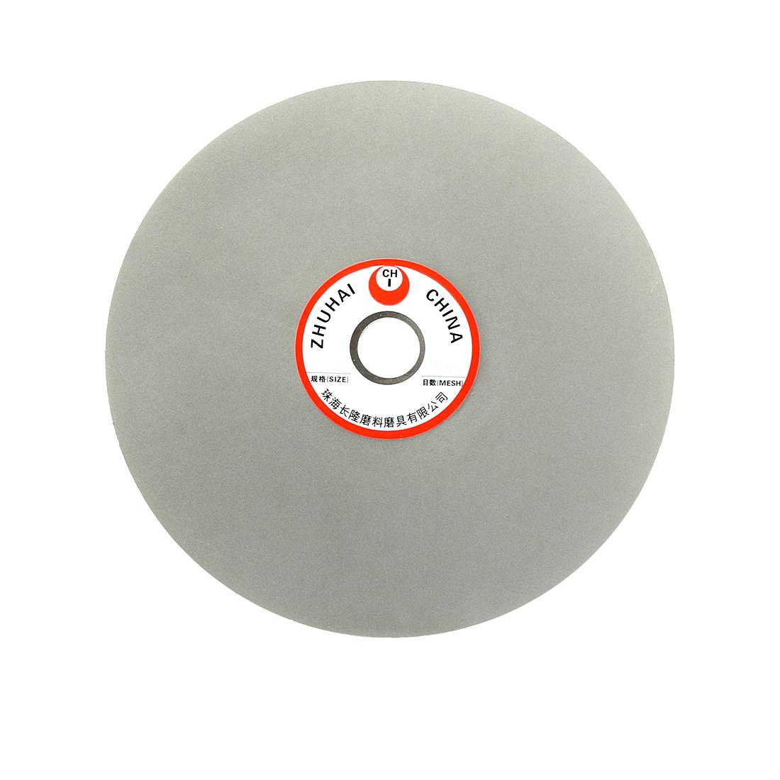 6-inch Grit 1500 Diamond Coated Flat Lap Wheel Grinding Disc Polishing Tool