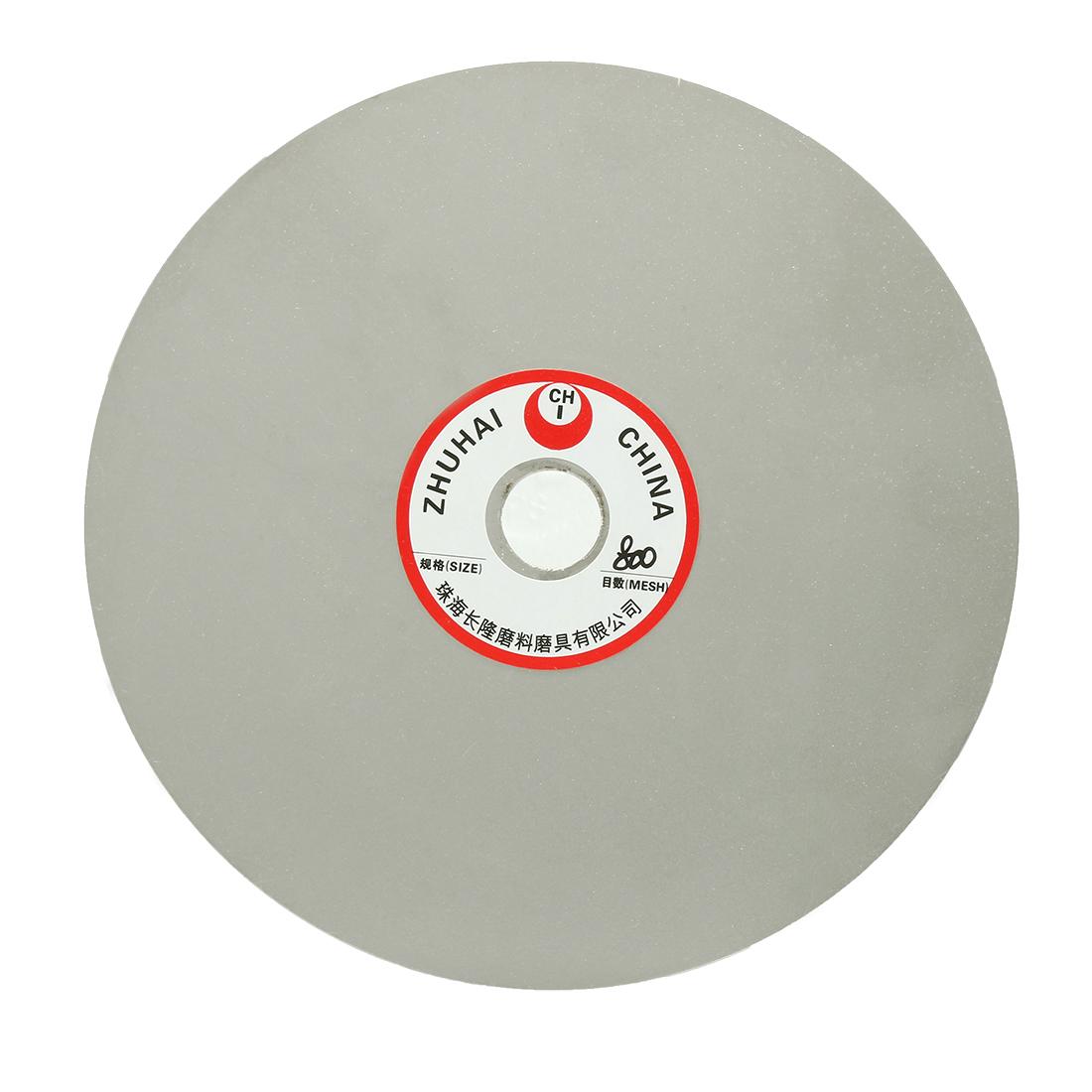 6-inch Grit 800 Diamond Coated Flat Lap Wheel Grinding Disc Polishing Tool