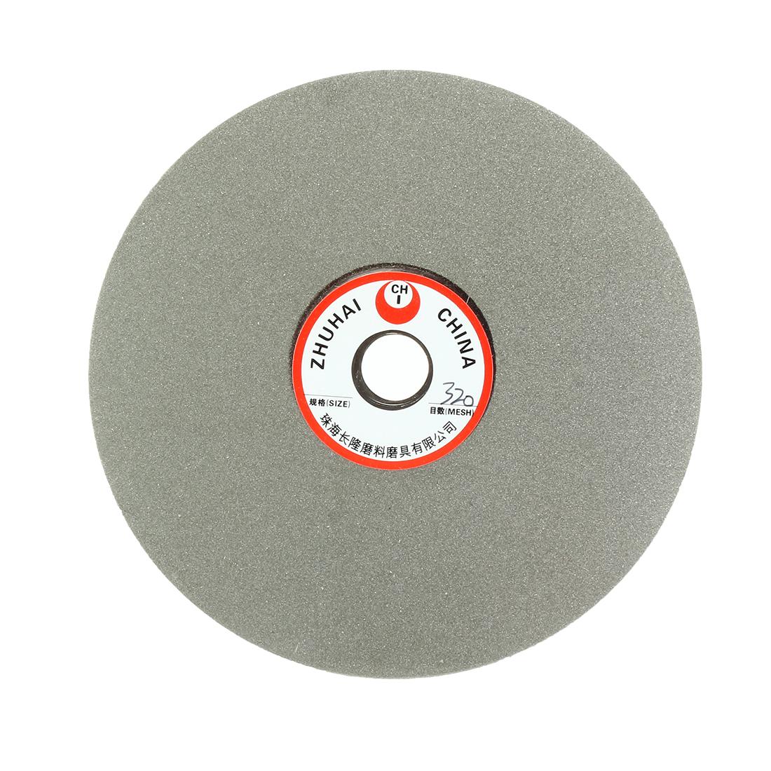 6-inch Grit 320 Diamond Coated Flat Lap Wheel Grinding Disc Polishing Tool