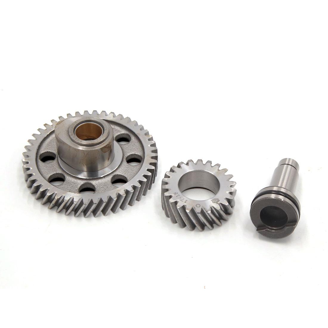 Metal Motorcycle Engine Motor Gear Intake Exhaus Cam Camshaft for CG125