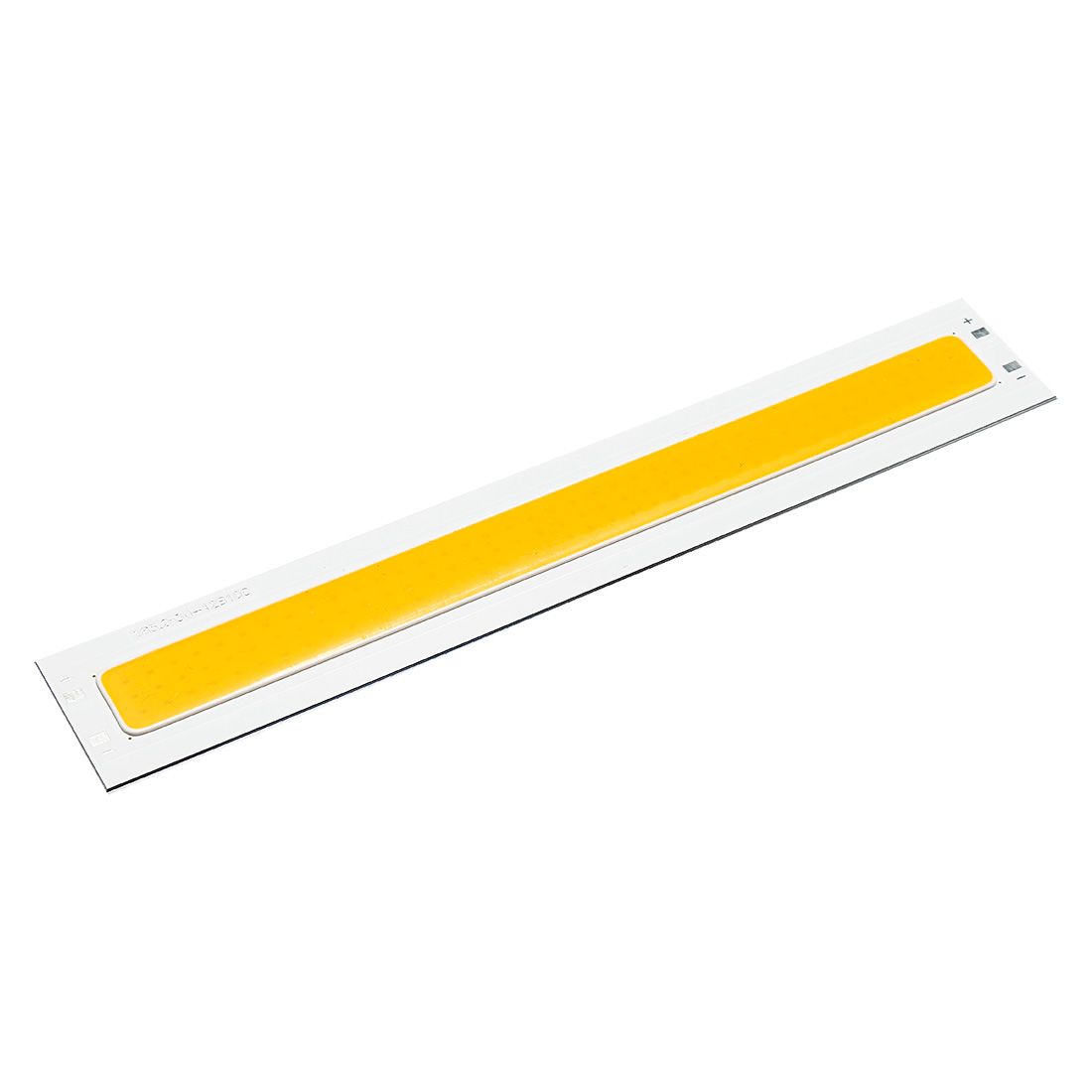 1500mA 50W COB LED Strip Light Lamp Chip Warm White 30-36V Luminous Surface