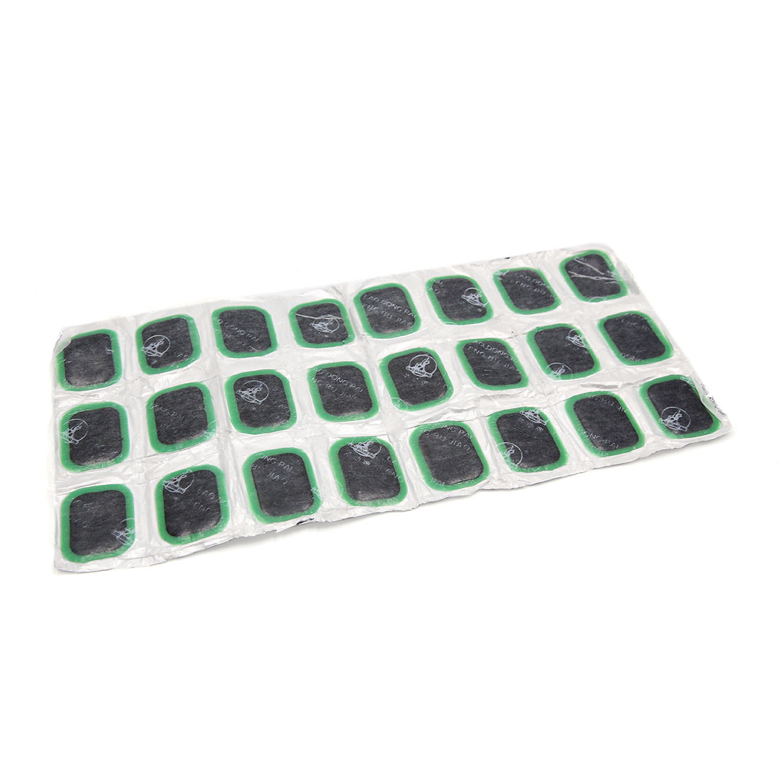 24 Pcs Universal Tyre Puncture Patches Patch Tire Repair Tool 24 x 35mm for Car Motorcycle