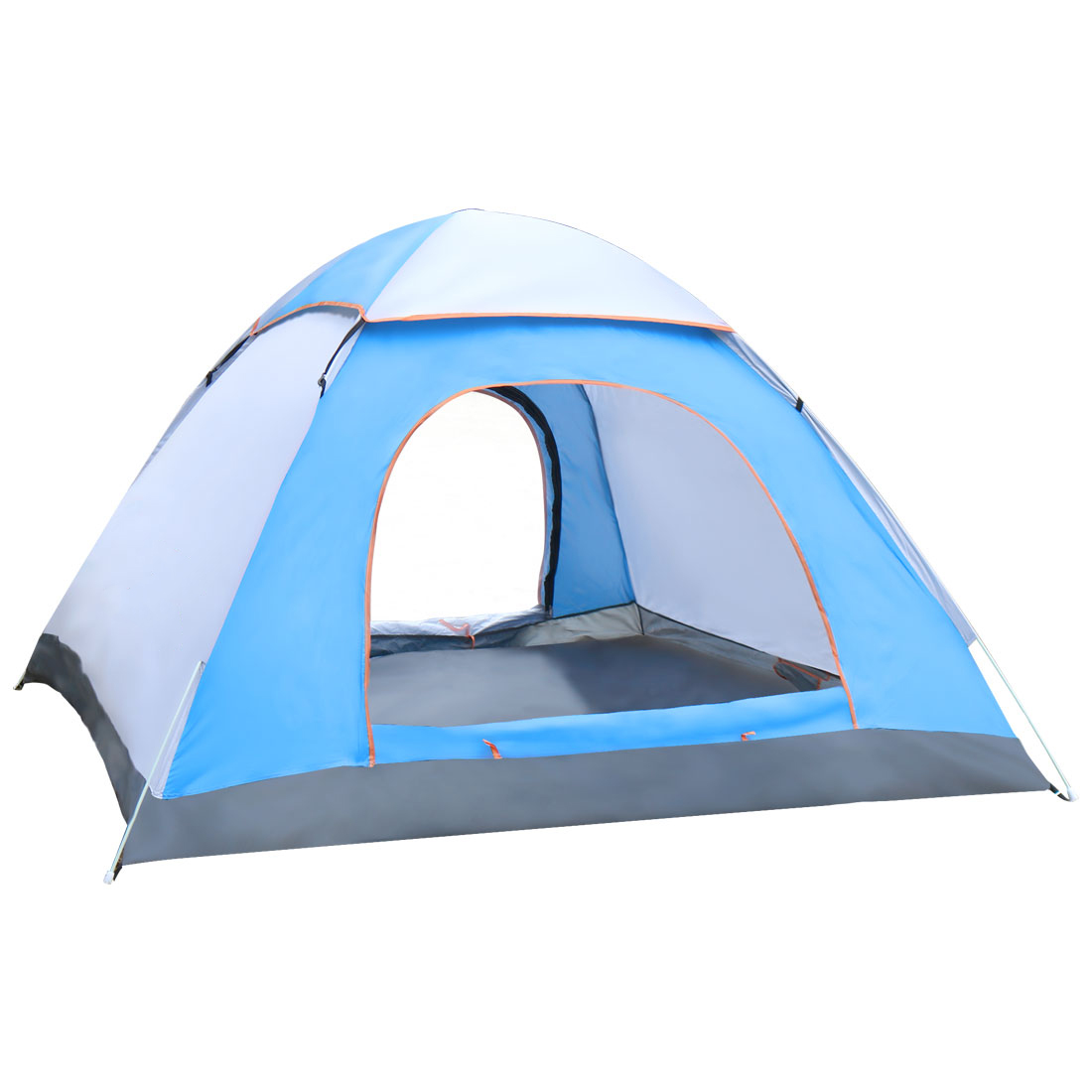 Instant Pop Up Tents Camping Hike Beach Sun Shelter Outdoor Waterproof 3 Person