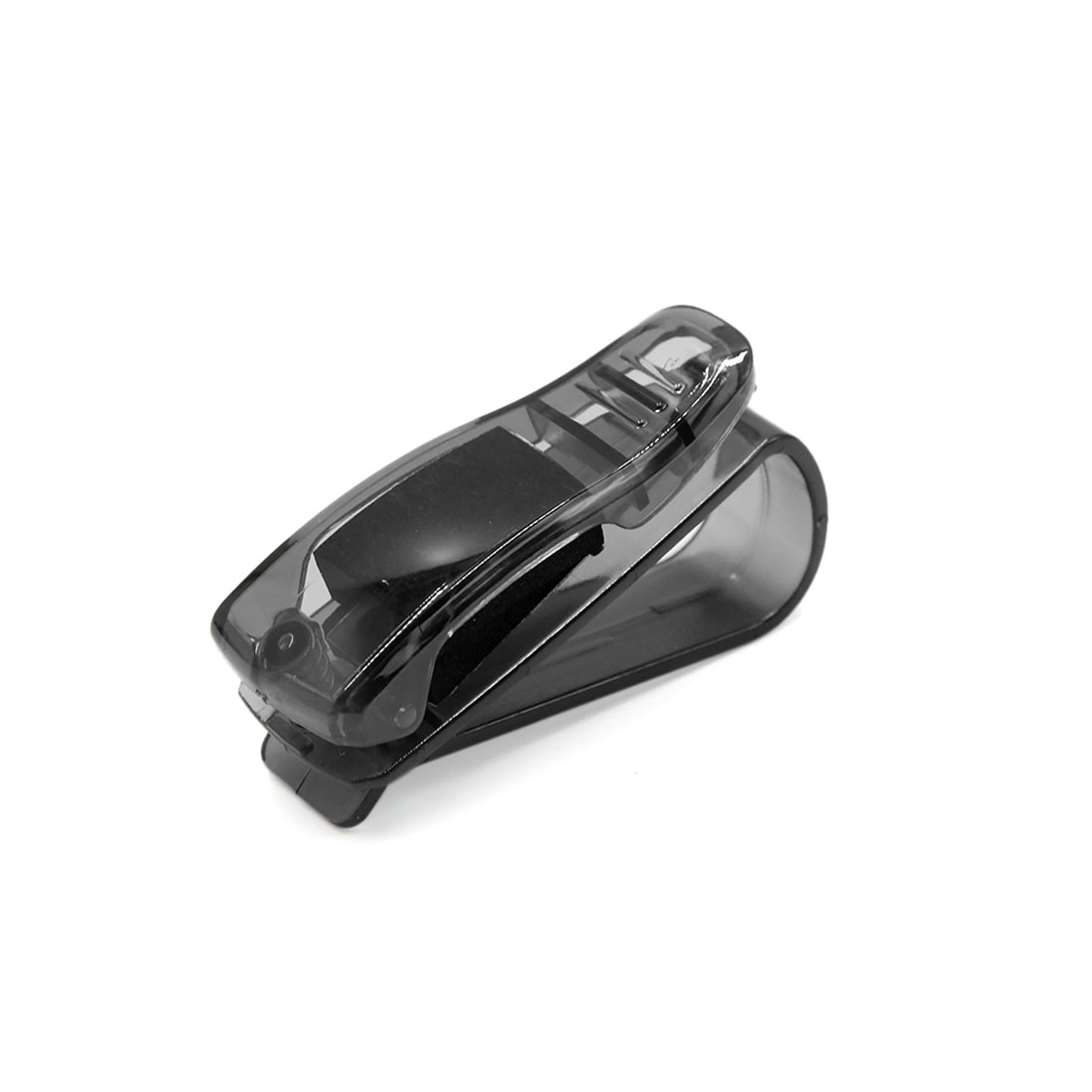 Universal Portable Black Car Auto Sun Visor Sunglasses Card Pen Holder Clip