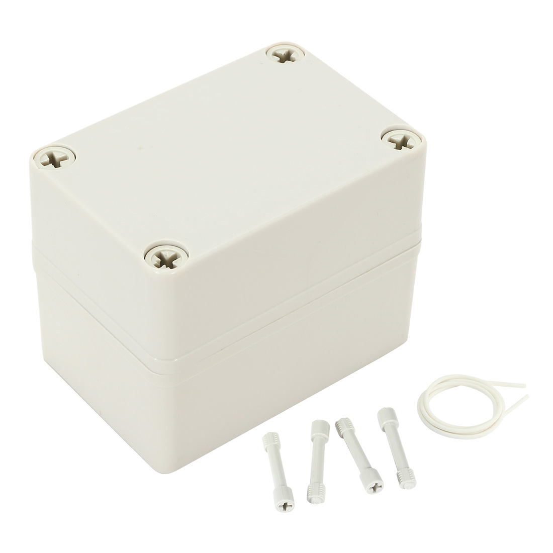 "3.74""x2.56""x2.95"" ABS Junction Box Universal Project Enclosure"