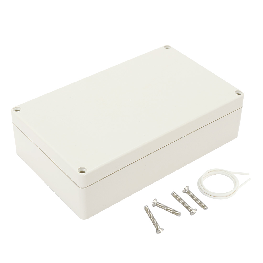 "7.9""x4.7""x2.2""(200mmx120mmx56mm) ABS Junction Box Universal Electric Project Enclosure"