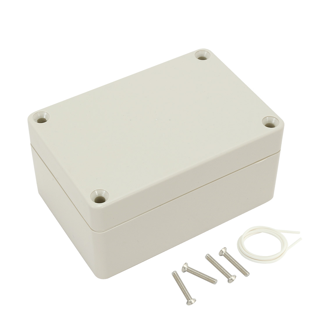 "3.9""x2.7""x2""(100mmx68mmx50mm) ABS Junction Box Universal Electric Project Enclosure"