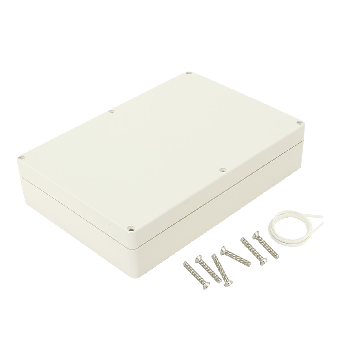 "10.4""x7.2""x2.3""(263mmx182mmx60mm) ABS Junction Box Universal Electric Project Enclosure"